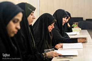 Quranic Session for Women Held at Ahvaz University