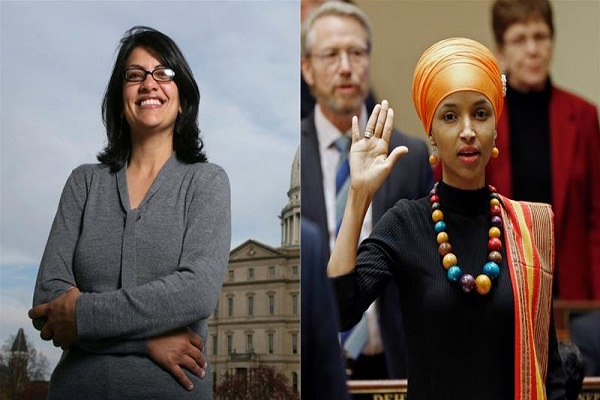 US Muslim Congresswomen Urged to Expose Zionist Agenda