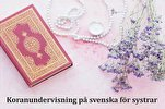 Quranic Sessions for Women Planned in Sweden