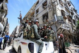 Syria Gives 48-Hour Respite to Militants to Leave Southern Damascus Enclave