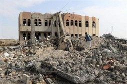 20 Yemeni Civilians Killed in Saudi Air Raid in Taiz
