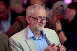 British Labour Party Leader Calls for Peace in Syria