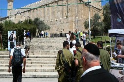 Israel Banned Call to Prayer 298 Times at Ibrahimi Mosque: Palestinian Official