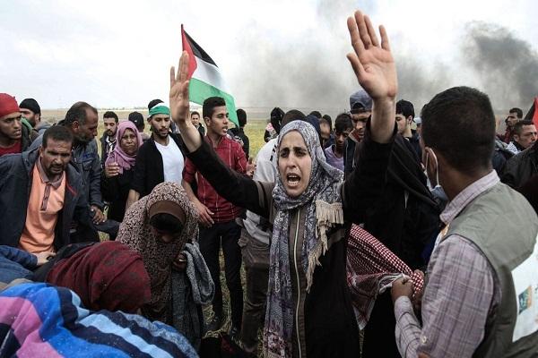 Violence flares as Israel strikes Gaza, Hamas fires rockets