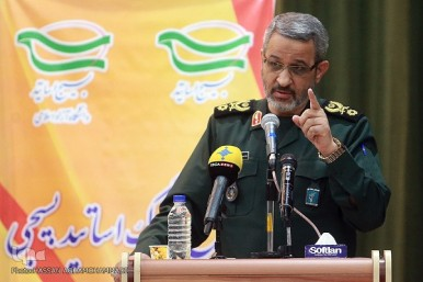 Iran Not to Seek Permission from Any Country for Presence in Syria: Commander