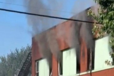 Fire in Detroit Mosque Twice in 2 Days