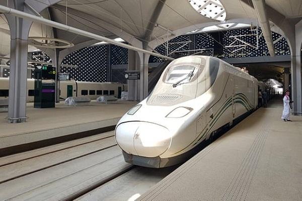 Saudi Arabia opens high-speed rail link between Islam's holiest cities