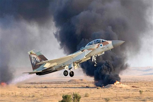 Syria says Israeli planes target military positions in Syria