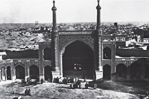 Historical Photos of Hazrat Masoumeh (SA) Shrine
