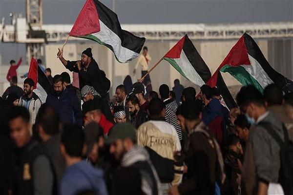 Israel strikes Hamas camp after border unrest, aid blocked