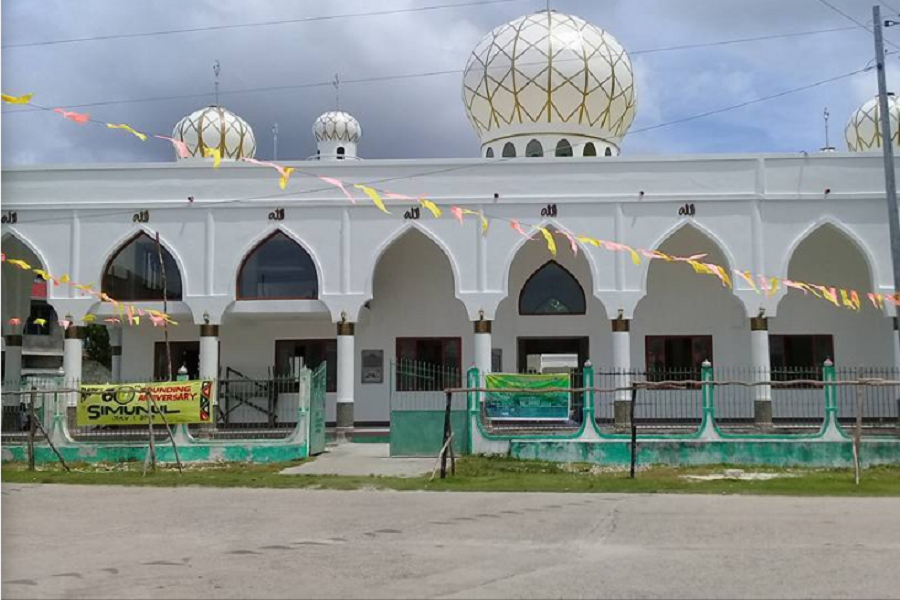 Beautiful Mosques in the Philippines