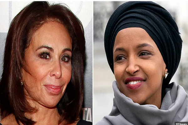 Fox Host Jeanine Pirro 'Rebuked' for Remarks on Rep. Ilhan Omar's Hijab