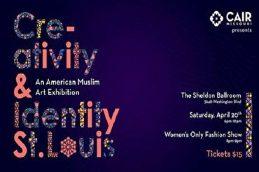 American Muslim Art Exhibition and First Modest Women's Fashion Show to kick off in St.Louis