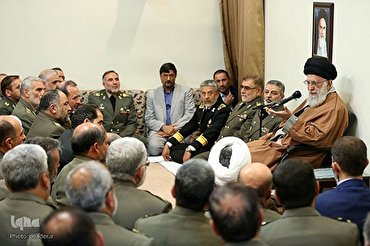 Leader Highlights Iranian Armed Forces' Role in Countering Daesh