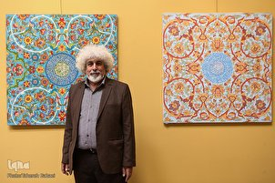 Quranic Calligraphy Exhibition Opens in Tehran