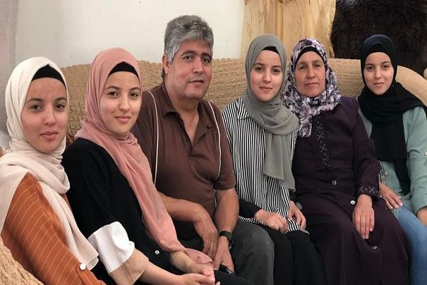 Palestinian Quadruplets Memorize Entire Quran