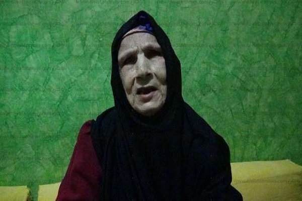 Egyptian Woman Has Been Serving Quran for 60 Years