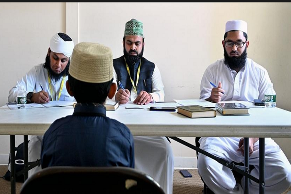 150 Students Compete in Quran Contest in Massachusetts