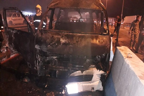 Several Martyred, Injured in Explosion Outside Karbala