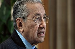 Mahathir Submits Resignation to Malaysia's King, Sources Say