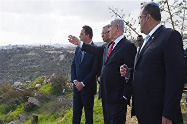 Netanyahu Orders Construction of New Settlements in Occupied West Bank