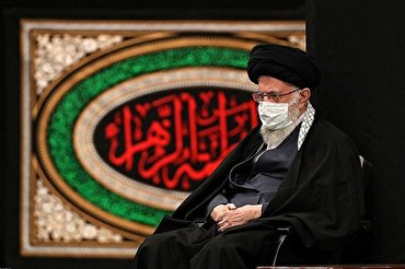 Ceremony Held to Mourn Martyrdom of Hazrat Zahra (SA)