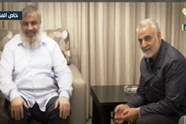 General Soleimani's Last Meeting with Nasrallah