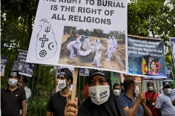 OIC Hails Sri Lanka's Decision on Muslim Burial of Coronavirus Victims