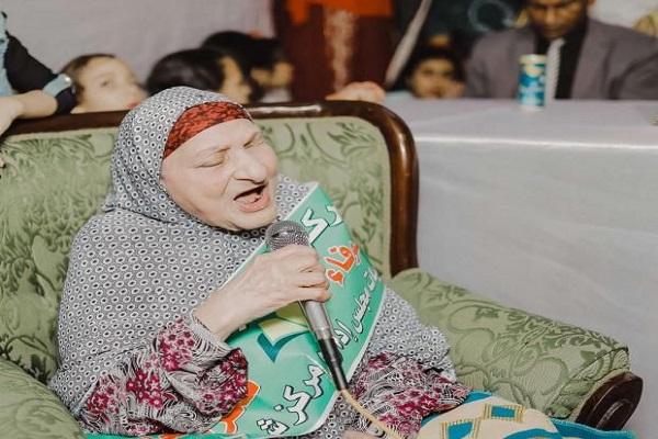 90-летняя египтянка запомнила весь Коран