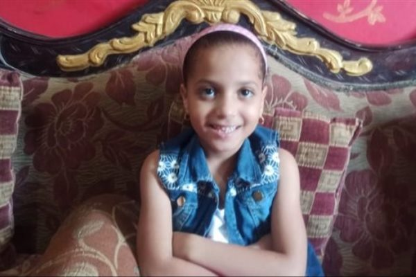 6-Year-Old Egyptian Girl Memorizes Entire Quran