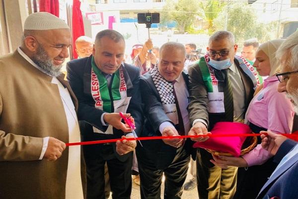Se abre una nueva escuela del Corán en Nablus
