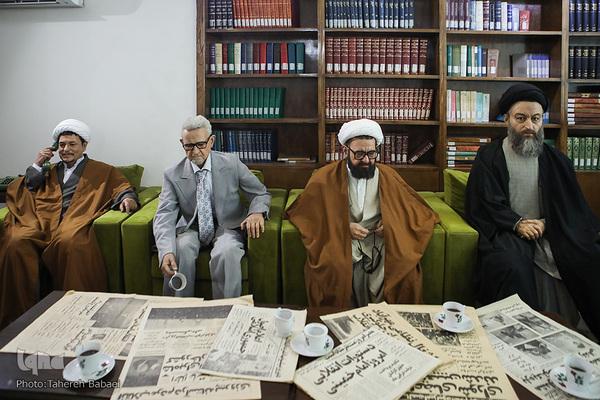 Дом-музей мученика Бехешти
