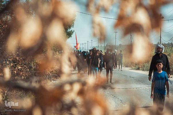 FOTO | Bəsrə əhalisi ƏRBƏİN yürüşündə