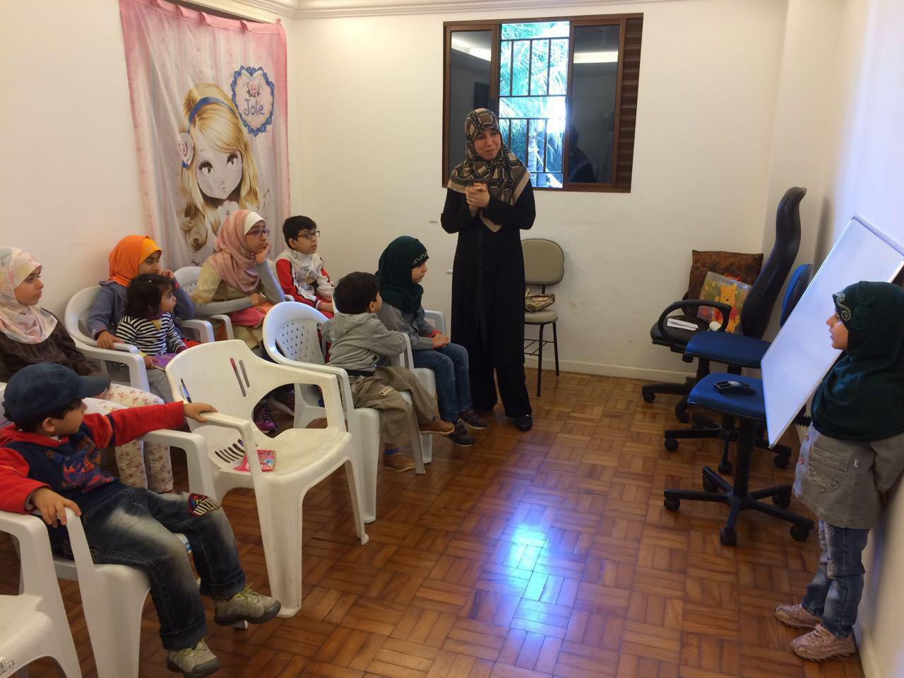 Centro islámico en Brasil organiza cursos de Corán para niños