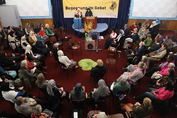 Sexta Conferencia Internacional de Diálogo de Mujeres en Hamburgo