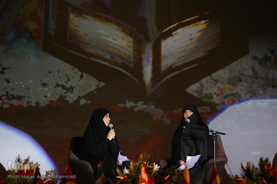 Quinto día de las competencias coránicas internacionales de Irán