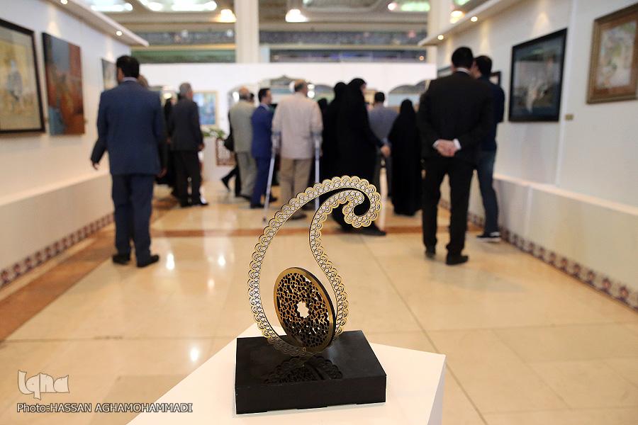 Teherán: Feria del Sagrado Corán en ocasión del mes de ramadán