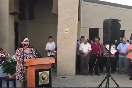 Los ciudadanos de Murfreesboro apoyan a sus vecinos musulmanes
