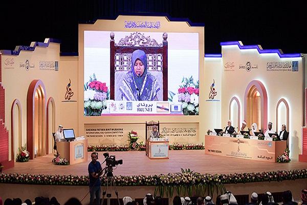 120 países fueron invitados a participar en el concurso coránico femenino de Dubai