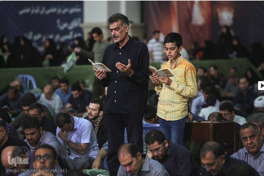 Ramadán: celebró la primera de las noches de Qadr + FOTO