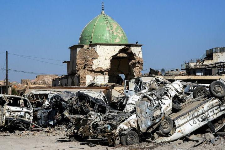 Mosul: la reconstrucción de la mezquita Al-Nouri comenzará en 2020