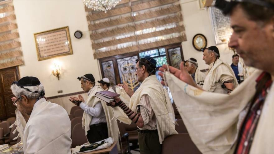 Irán felicita felicita el Año Nuevo judío