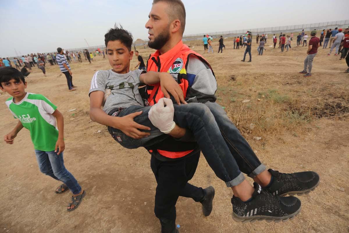 Israel asesinó a 27 niños en Gaza en 2019, según un informe de Centro de DD.HH. Al-Mezan