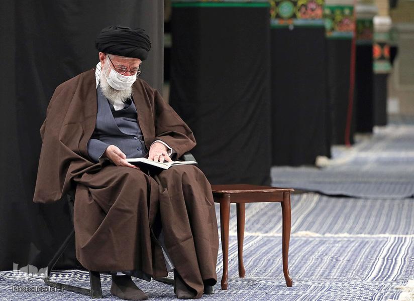 Ceremonia de recitación de Ziyarat Arbaín
