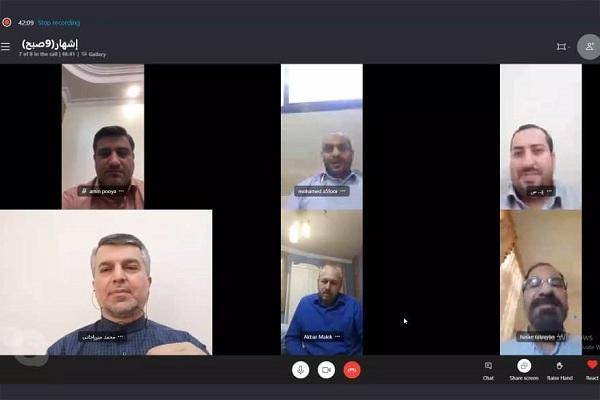 Tres qari iraníes reciben permiso de Qiraat Ashar
