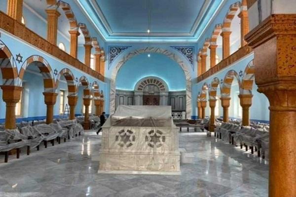 Líbano: el templo judío más antiguo y único de Beirut reconstruido