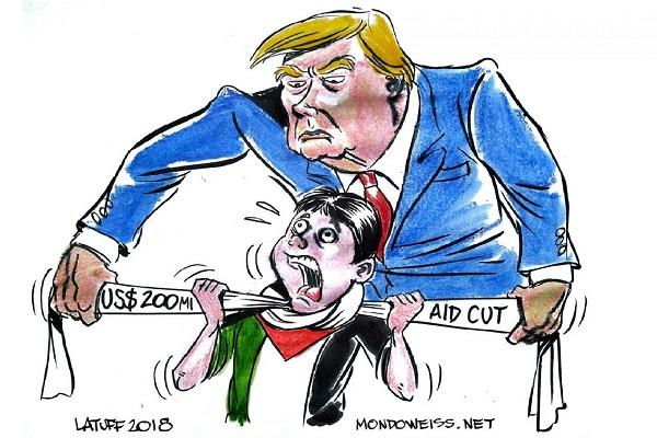 Plan de 'paz' de Trump incluye 300 violaciones al derecho internacional