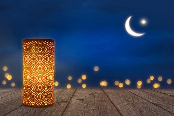 Oración, quinto día del mes de Ramadán