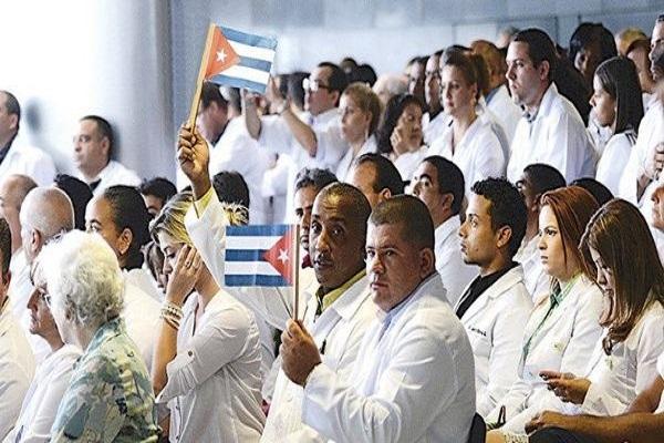 Apoyan propuesta para Premio Nobel de la Paz a médicos cubanos