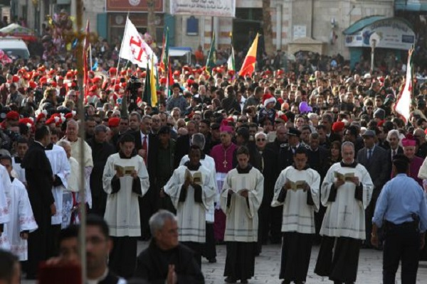 Anexiones israelíes en Tierra Santa: 'es una violación del derecho internacional' Iglesias cristianas del mundo llaman a detener el 'acto unilateral'
